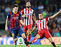 Barcelona vs Atletico - Tickets