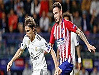 Atletico vs Real Madrid - Tickets