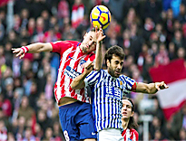 Atletico vs Real Sociedad - Tickets