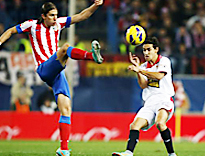 Atletico vs Sevilla - Tickets