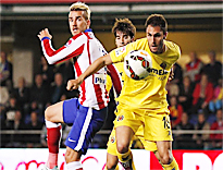 Atletico vs Villarreal - Tickets