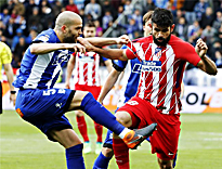 Atletico vs Alavés - Tickets
