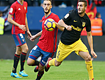 Atletico vs Osasuna - Tickets