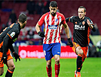 Atletico vs Valencia - Tickets