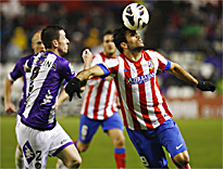 Atletico vs Valladolid - Tickets