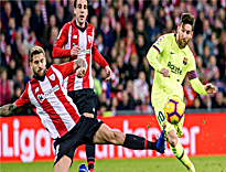 Barcelona vs Athletic de Bilbao - Tickets