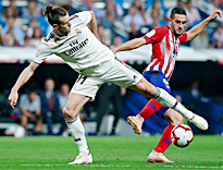 Real Madrid vs Atletico - Tickets