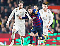 Entradas - Real Madrid vs Barcelona