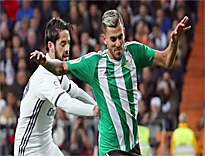 Real Madrid vs Betis - Tickets