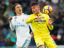 Entradas - Real Madrid vs Villarreal